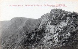 La Dorsale Des Vosges, Sommet Du Hohneck - France