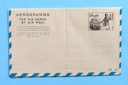 Somalia AEROGRAMME Kessler # 4 - Somalia (1960-...)
