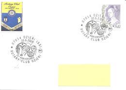 ITALIA - 2009 OZIERI (SS) 30° Rotary Club - Rotary, Club Leones