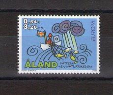 Aland. Europa 2001 - Aland