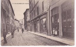 69  Rhône -  SAINTE-COLOMBE-lès-VIENNE - France