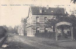 BRUXELLES. De La Porte Louise Au Bois De La Cambre. Env - Bélgica