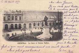 COURTRAI. Ensemble 49 Cartes Postales, La Majorité Avan - België