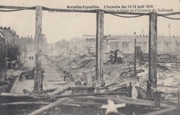 EXPOSITIONS UNIVERSELLES: Bruxelles (1910) Et Charleroi - Bélgica