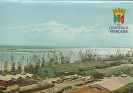 LOURENCO MARQUES , Mozambique , 50-70s Waterfront - Mozambique