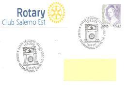 ITALIA - 2009 TEGGIANO (SA) Rotary Club Distretto 2100 - Rotary, Club Leones