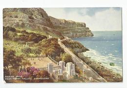 Royaume Uni Pays De Galles Caernarvonshire Marine Drive From Happy Valley , Llandudno - Caernarvonshire