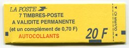 RC 12803 FRANCE CARNET N° 1504 BRIAT VD + 0f70 COMPOSITION VARIABLE MNH NEUF ** - Carnets