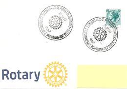 ITALIA - 1980 PORRETTA TERME (BO) Giorn. Informazione 207° Distretto ROTARY - Rotary, Club Leones