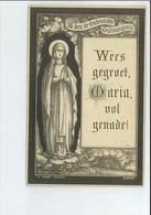 BROEDER CAMILLUS = GUSTAVUS HUYS ° MEULEBEKE 1840 BROEDERS VANDALE + KORTRIJK 1897 - Images Religieuses