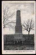 45, Boulay, Monument Aux Morts Pour La France - France