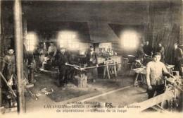 France - 23 - Lavaveix-les-Mines - Près De Laschamps , Pourtoux , Bourlat - Ateliers De Réparations - La Forge - Other Municipalities