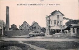 France - 23 - Lavaveix-les-Mines - Près De Laschamps , Pourtoux , Bourlat - Les Puits De Mine - Otros Municipios