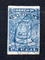 Sello Nº 2 Venezuela - Venezuela