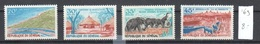 Senegal Mnh Set ** 8 Euros Elephant - Senegal (1960-...)