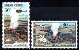 DJIBOUTI - YT N° 497-498 - Neuf ** - MNH - Cote: 4,40 € - Gibuti (1977-...)