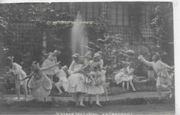 """AK 0245  München ( Nationalzheater ) - Schäfertanzspiel """" Amoretten """" Ca. Um 1920 - Theatre"""