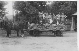 AK 0245  Ritterfestspiele Bei Nürtingen ( Festwagen , Pferdegespann ) Ca. Um 1930 - Feiern & Feste