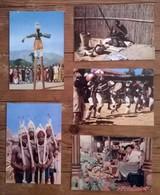 Lot De 8 Cartes Postales / IONYL Plasmarine Marinol Afrique - Reclame