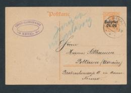 Postgebiet O.Ost.-alte Karte......  (oo5244  ) Siehe Scan - Occupation 1914-18