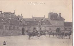 Caen/14/ Ecole De Dressage/ Réf:fm:1123 - Caen