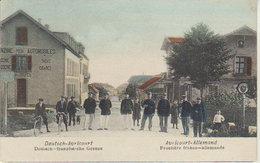 - Deutsch-Französische Grenze  Igney Avricourt - Frontière - - Cirey Sur Vezouze
