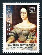 Ecuador Nº 1430 Nuevo - Ecuador