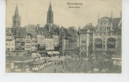 STRASBOURG - Kleberplatz (tramway ) - Strasbourg