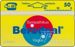 AUSTRIA Private: *Bender - Berodual* - SAMPLE [ANK P332] - Autriche
