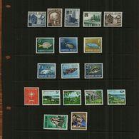 NORFOLK ISLAND - QE11 - 1958-1965- COMMS - 18 Stamps - MNH - Norfolk Island
