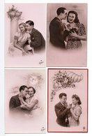 CP - COUPLE - 12 Cartes - Couples
