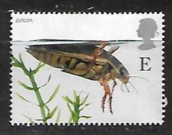 GB 2001 EUROPA - Gebruikt