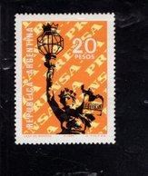 776233379 1969 SCOTT 906 907 POSTFRIS  MINT NEVER HINGED EINWANDFREI  (XX) - LA FAROLA LOGOTYPE OF LA PRENSA - Unused Stamps