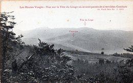 Vue Sur La Tête Du Linge - France