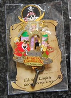 DLRP -The Pin'Hunt Event - Pirates Of The Caribbean - Big Pete At The Waterhole   Limited Edition 600 Ex. - Disney