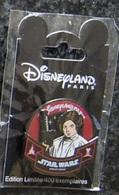 DLP - Star Wars Pin Event - Princess Leia   Limited Edition 400 Ex. - Disney