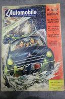 L'automobile Magazine N°82 Février 1953 - - Auto