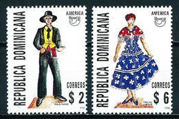 República Dominicana Nº 1236/7 Nuevo - República Dominicana