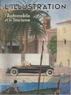 L'Illustration Numéro Du Salon De L'auto 1933 L'automobilisme Et Le Tourisme - Auto