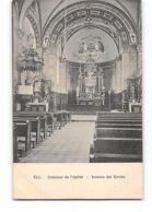 CPA Lux Ell Interieur De L'église - Postcards