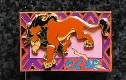 DLRP - Lion King (Scar) 3D   Open Edition - Disney