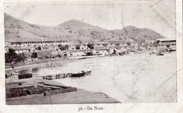 NOUVELLE-CALEDONIE ILE NOU (CARTE PRECURSEUR ) - Nouvelle Calédonie