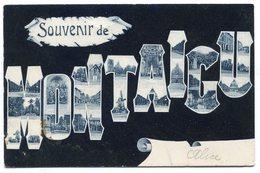 CPA - Carte Postale - Belgique - Souvenir De Montaigu - 1906 (B8759) - Scherpenheuvel-Zichem