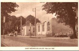 SAINT MEDARD EN JALLES  MAI JUIN 1982 - Bordeaux