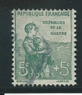 FRANCE: Obl., N° YT 149, Vert, TB - France