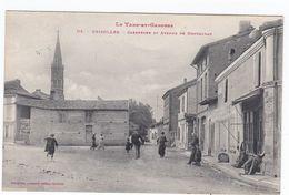 LE TARN ET GARONNE - 112 GRISOLLES - Carrefour Et Avenue De Montauban - Grisolles