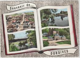 Loiret  :  DORDIVES : Vues - Dordives