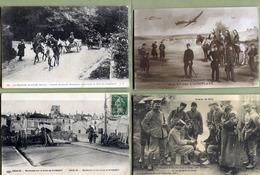 GUERRE 1914-1918  : LOT De 24 CARTES POSTALES  (toutes Scannées) - War 1914-18