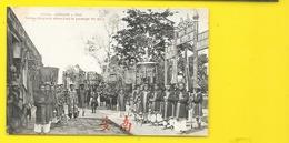 ANNAM Hué Gardes Royaux Attendant Le Roi (Dieulefils) Viet-Nam - Vietnam
