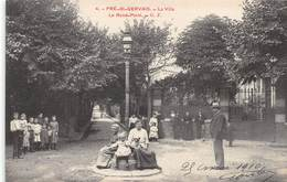 PRE SAINT GERVAIS - La Villa - Le Rond-Point - Le Pre Saint Gervais